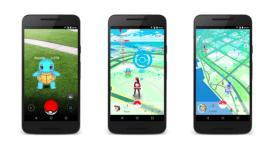 Pokémon GO od tvůrců Ingress