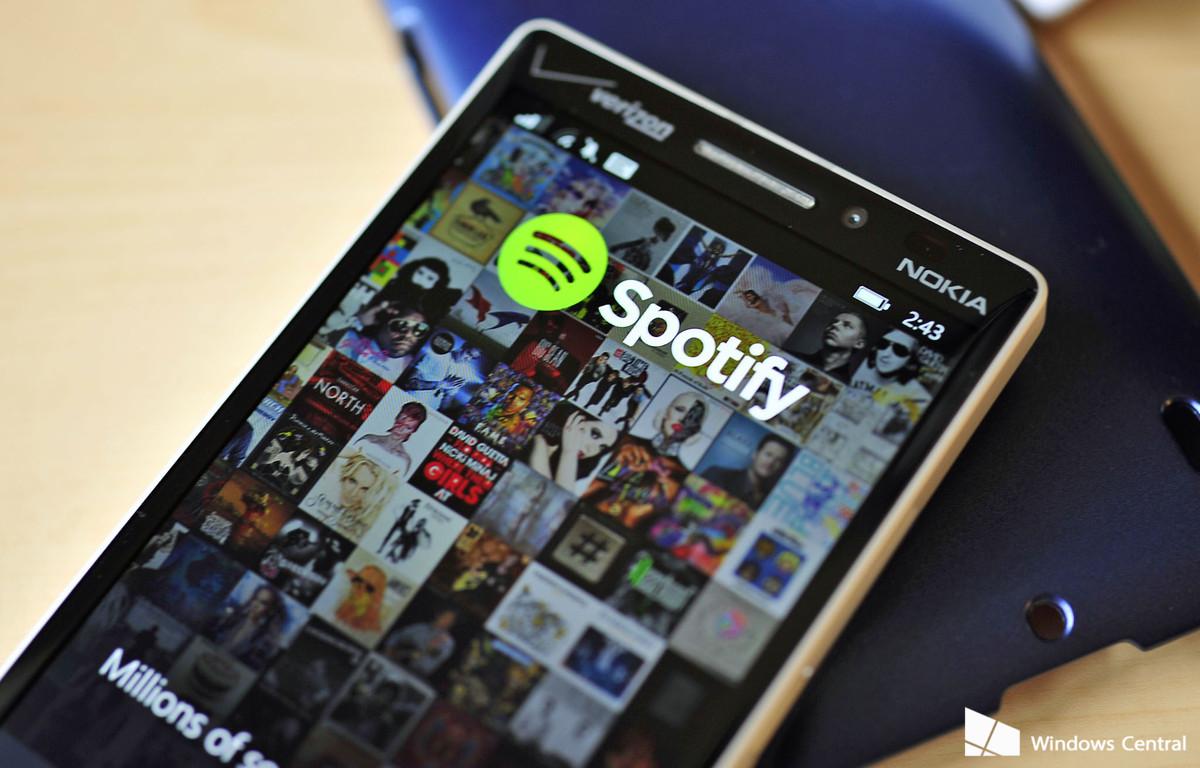 Spotify na Windows Phone nekončí a přichází s novou aktualizací [aktualizováno]