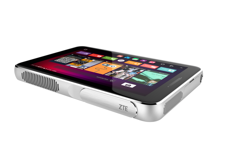 ZTE Spro Plus – Android projektor s 2K displejem