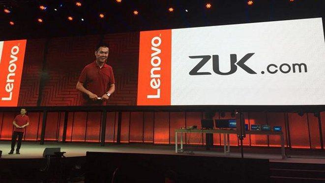 Lenovo chystá zmenšený model ZUK
