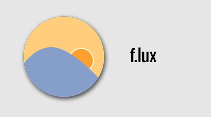 f.Lux – ochrana pro oči z Windows nyní i pro Android