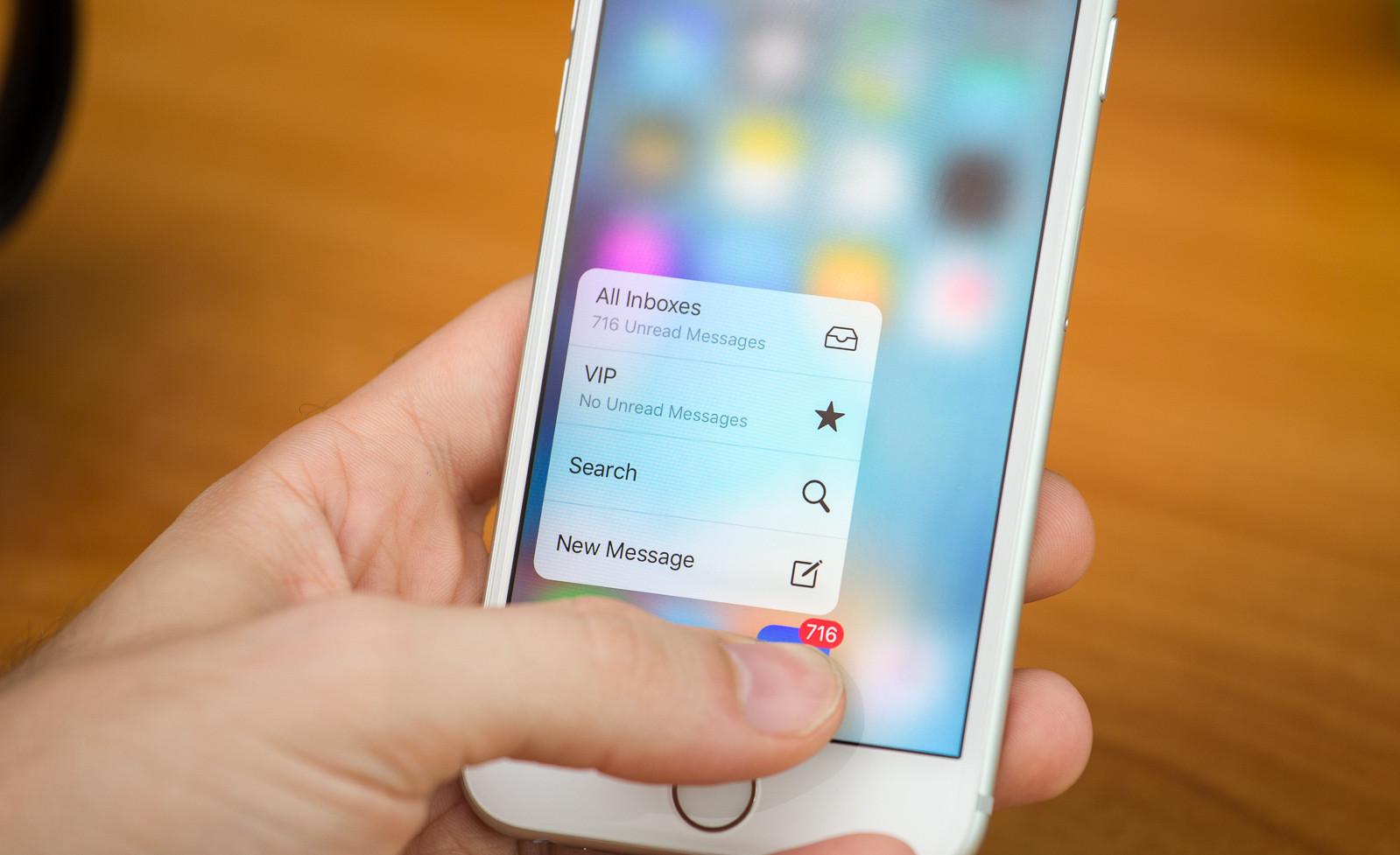 iMessage – bezpečnostní chyba, kterou opravuje nová verze iOS 9.3