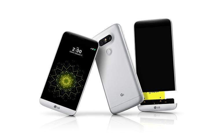 LG G5 má svou cenovku [aktualizováno]