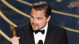 Podívejte se, jak Leonardo DiCaprio získal Oskara [360° video]