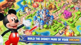 Postavte si zábavní park snů s postavičkami od Disney