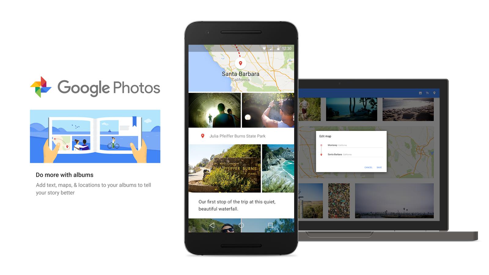 Google Fotky – nový nástroj vám vytvoří album