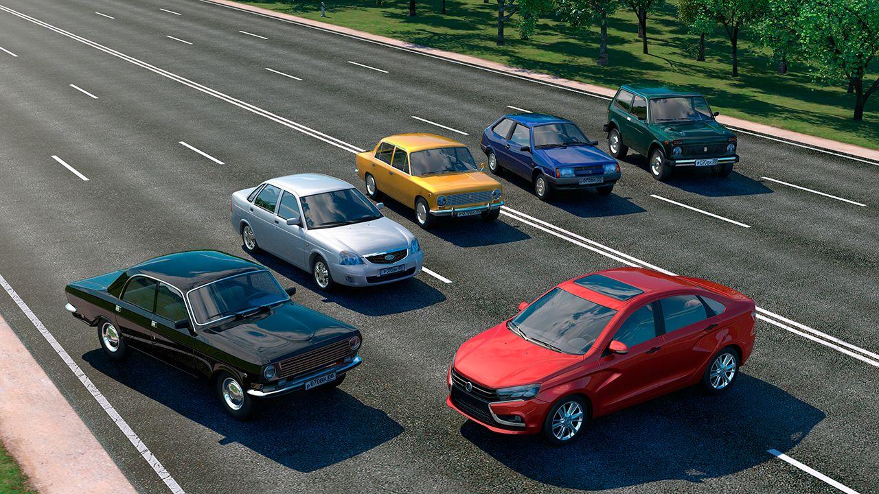 Driving Zone: Russia – parádní jízda po ruských silnicích