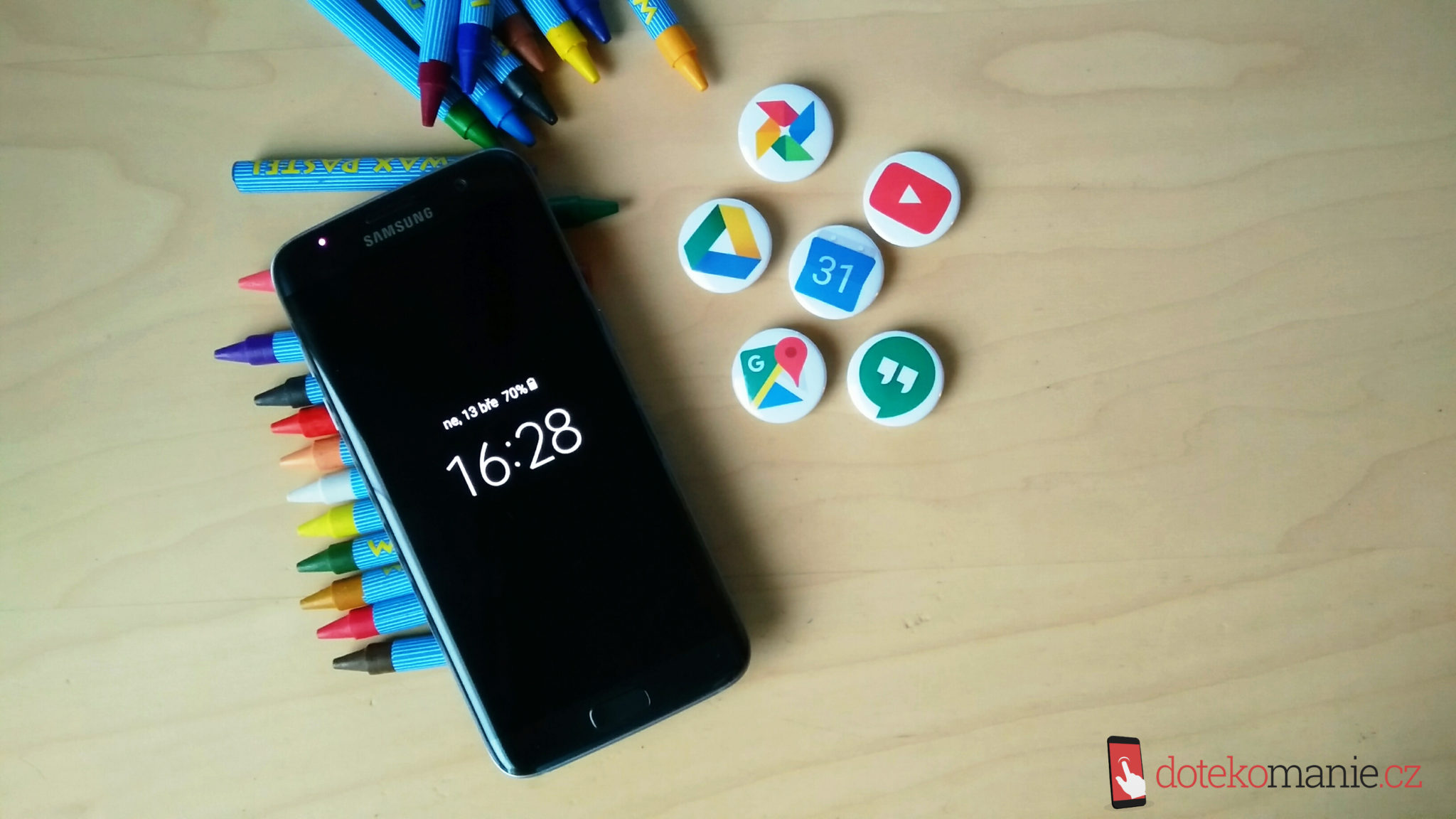 Samsung Galaxy S7 edge – zahnutá evoluce [recenze]
