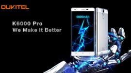 Oukitel K6000 – to nejlepší za skvělou cenu a s LTE [sponzorovaný článek]