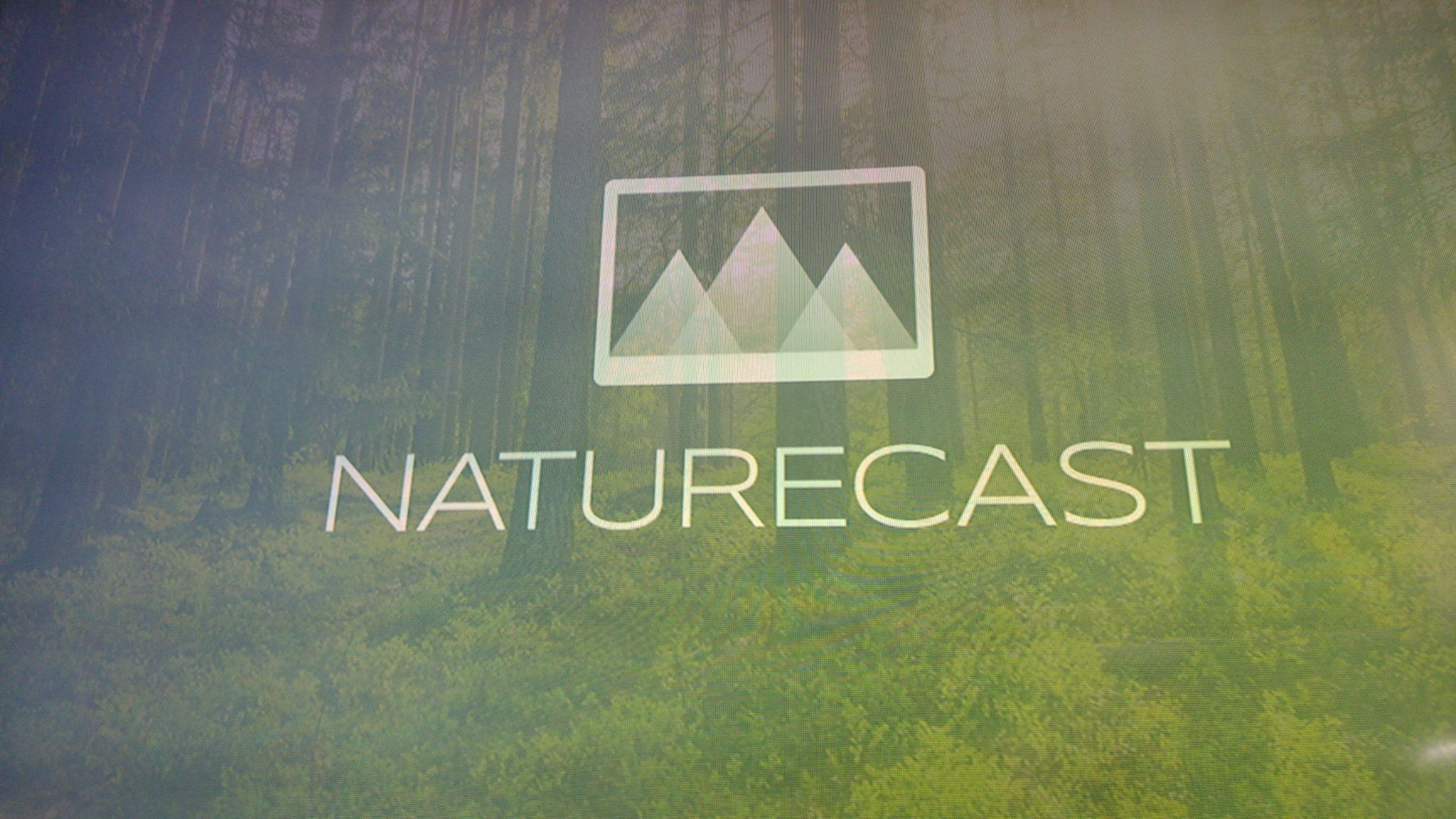Tipy na aplikace pro Chromecast #8 – Nature Cast aneb krb či příroda z televize