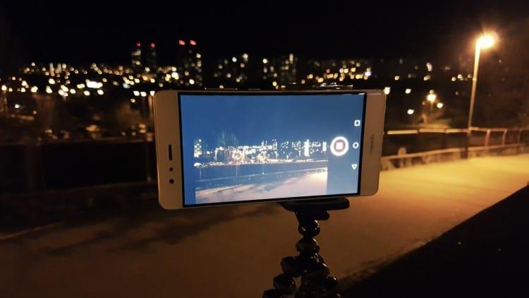 Huawei P9 vs. Galaxy S7