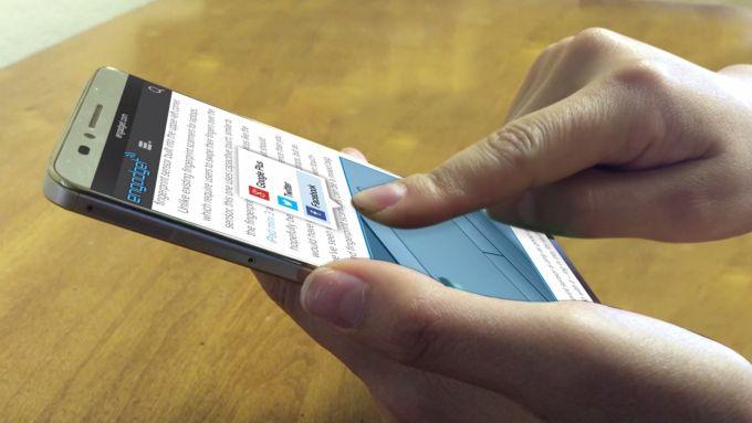 Android N zřejmě získá podporu 3D gest