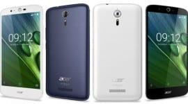 Acer Liquid Zest Plus - pořádná baterie a vylepšený fotoaparát