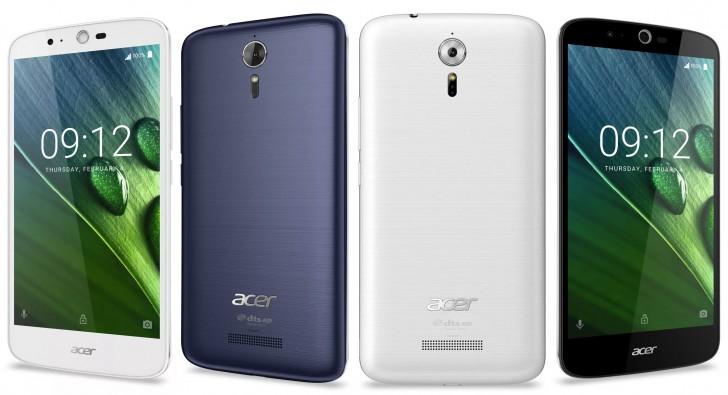 Acer Liquid Zest Plus – pořádná baterie a vylepšený fotoaparát