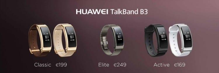 talkband 3 price