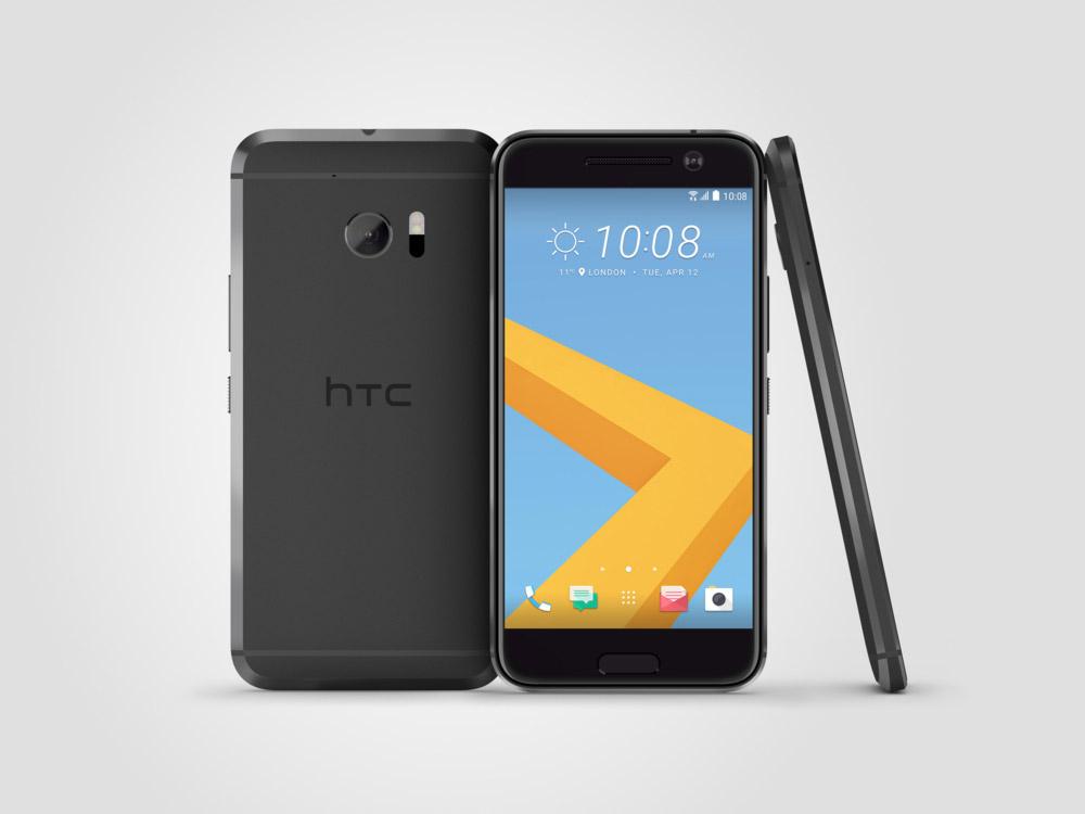 HTC 10 představen – optická stabilizace i na předním foťáku