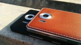 Mozo – luxusní kožené kvádro pro Lumii 950 [recenze]