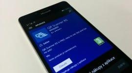 QR Scanner RS pomůže se snímáním QR kódů na Windows 10 Mobile