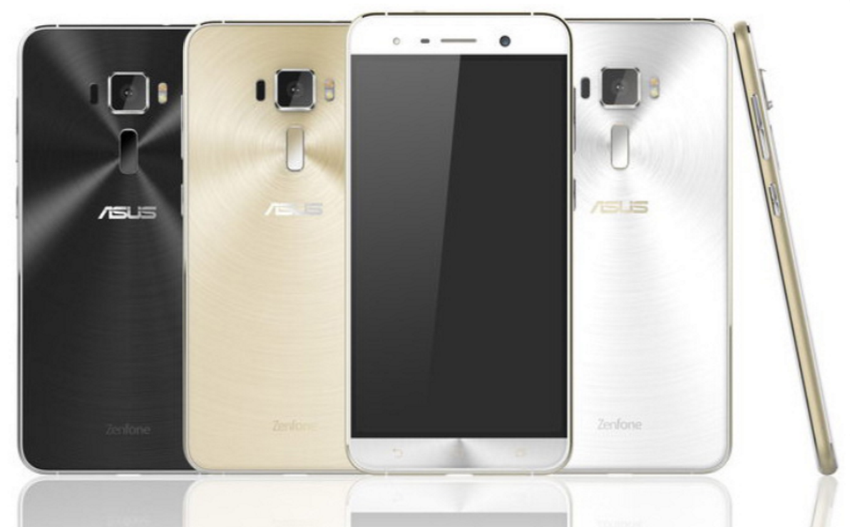 Asus přiveze Zenfone 3 a 3 Deluxe na Computex