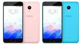 Meizu M3 – levná novinka s dobrými specifikacemi