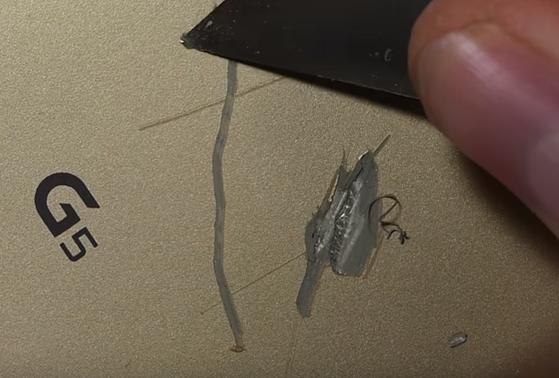 """LG G5 """"nemá"""" celokovový design"""