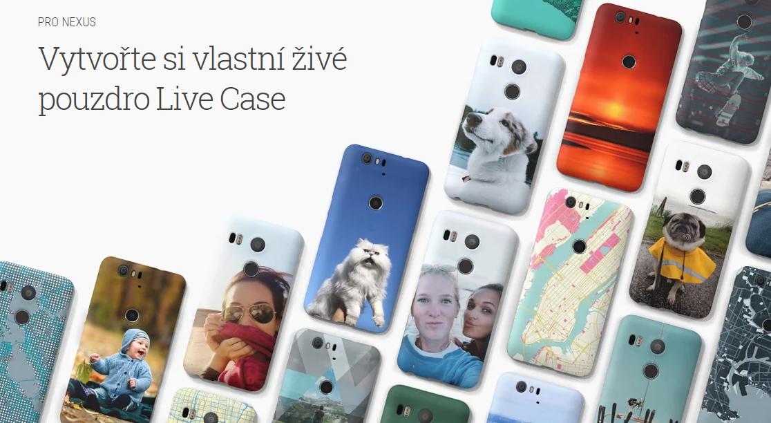 Live Case – chytré pouzdro od Googlu