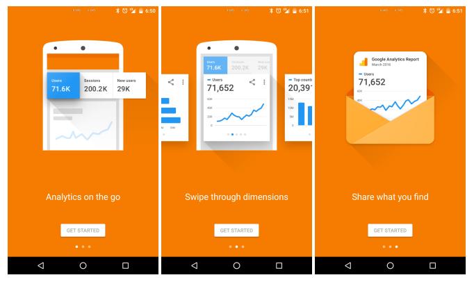 Google Analytics – nový design i funkce