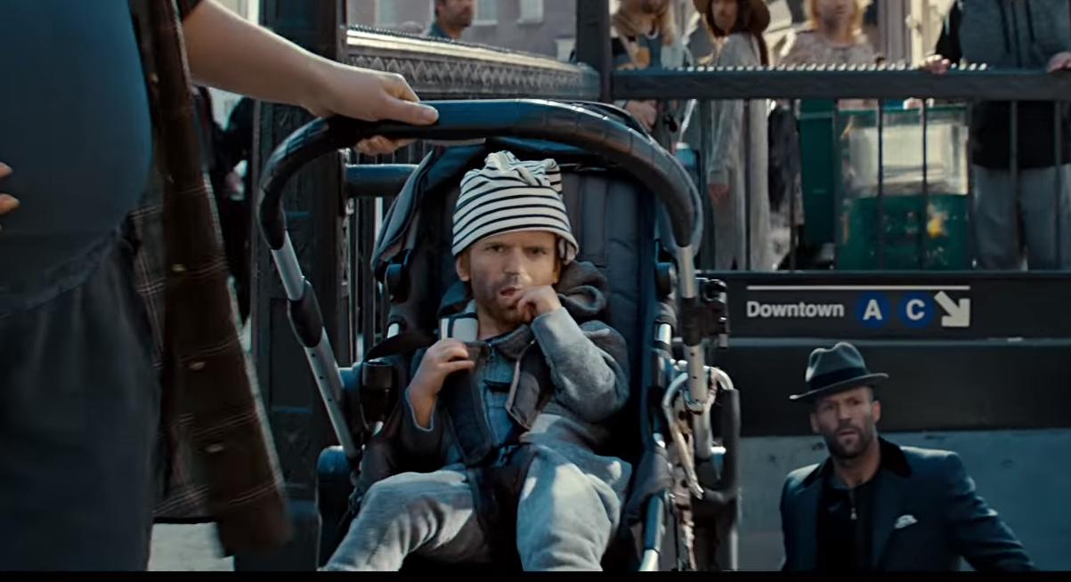 LG sází u svého top modelu na reklamu – Jason Statham [aktualizováno, zajímavost]