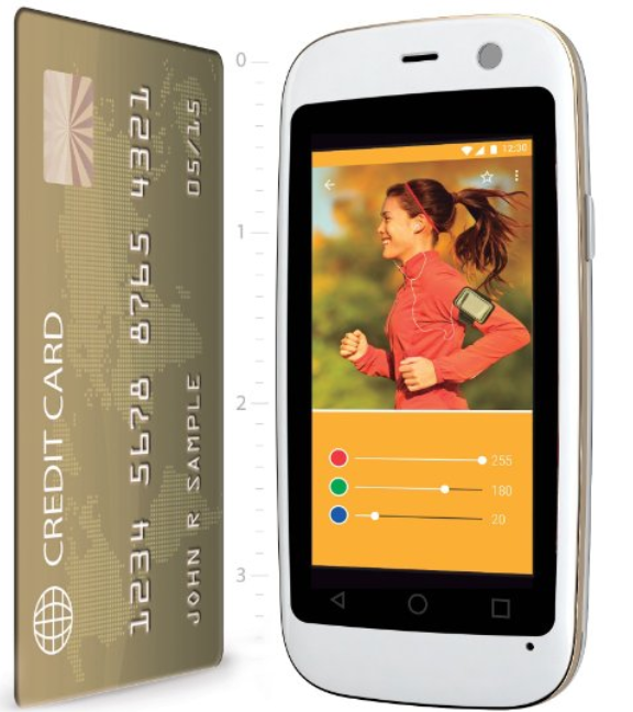 Posh Mobile Micro X S240 – za vše mluví jen 2,4palcový displej