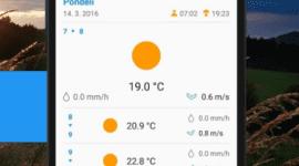 Klara – nové, přesné a promakané počasí