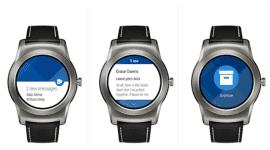 Outlook přichází s podporou Android Wear