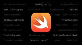 Swift od Applu jako další jazyk pro Android?
