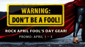 Super blázniviny na April Fools Day [sponzorovaný článek]