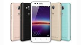 Dvě novinky od Huawei – Y5 II a Y3 II