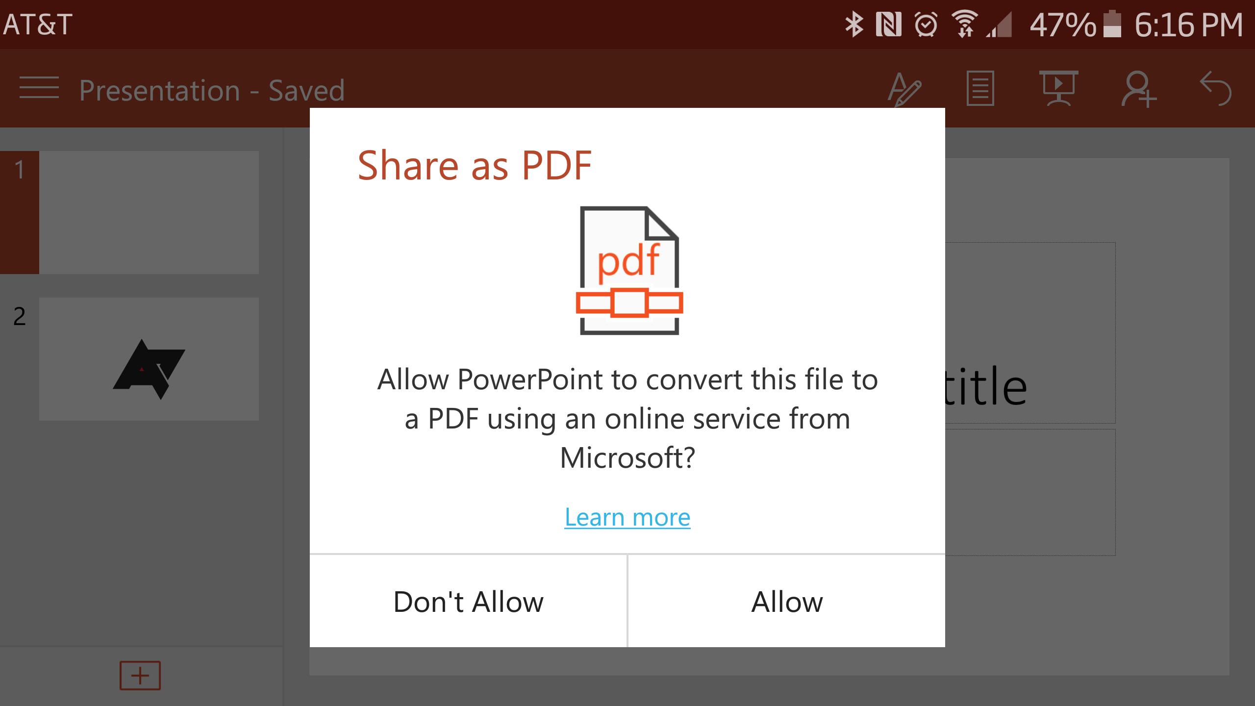 Microsoft přichází s podporou exportu PDF či přidání vyfoceného snímku [Android]