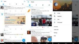 Twitter si pohrává s Material Designem
