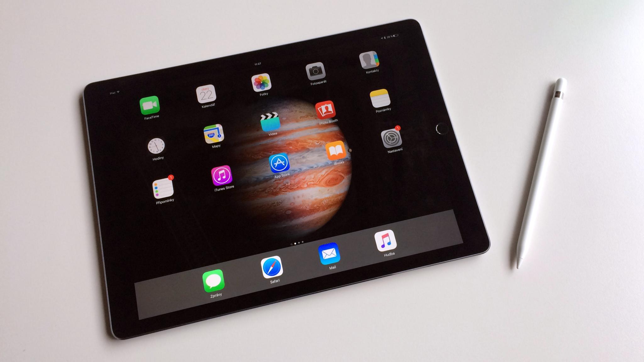 Ipad Pro A Apple Pencil Skvela Dvojice Ma Vsak Vyuziti Recenze