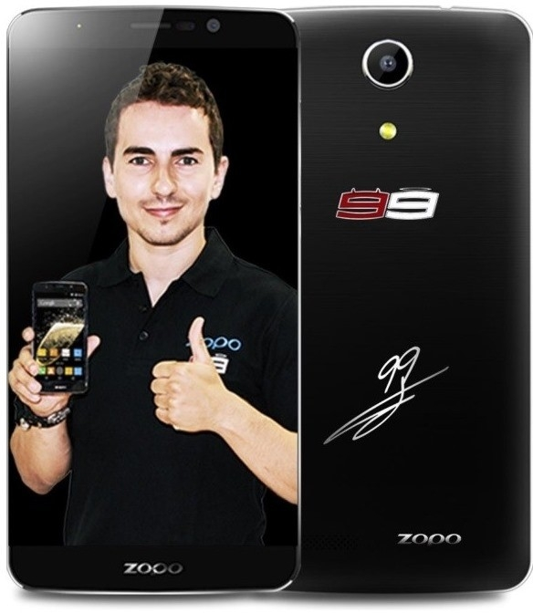 ZOPO ZP952 Speed 7 Plus - Jorge Lorenzo Collectors Edition