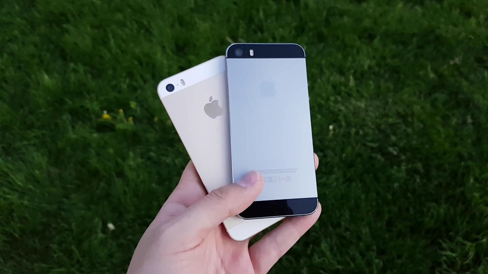 Fototest iPhone 5s vs iPhone SE