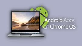 Google zveřejnil seznam Chromebooků, které budou podporovat aplikace z Androidu [aktualizováno]