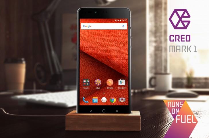 CREO Mark 1 – první telefon z indického startupu