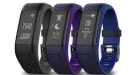 Garmin uvedl vylepšený fitness pásek Vívosmart HR+