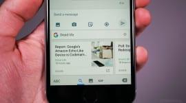 Google zveřejnil Gboard, alternativní klávesnici pro iOS