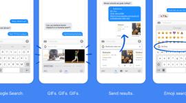 Gboard pro iPhone nyní podporuje kreslení, Mapy a YouTube