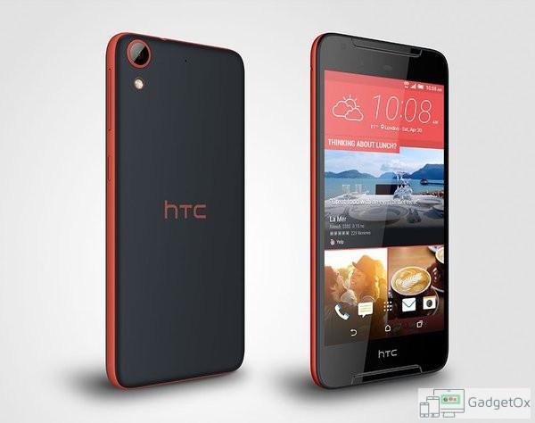 Nový Desire 628 od HTC je zmenšený Desire 830