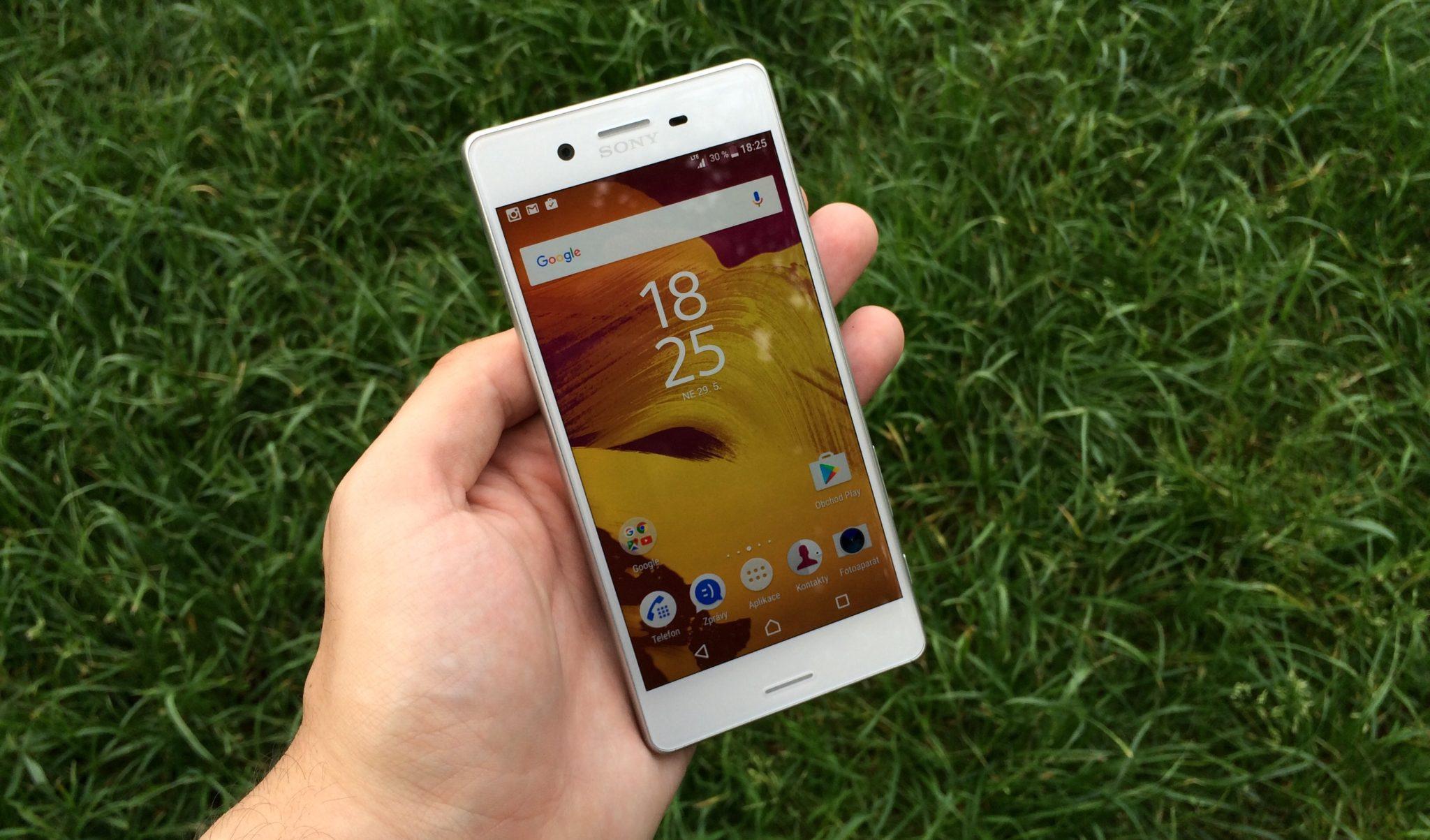 Sony Xperia X – nové jméno, starý známý [recenze]