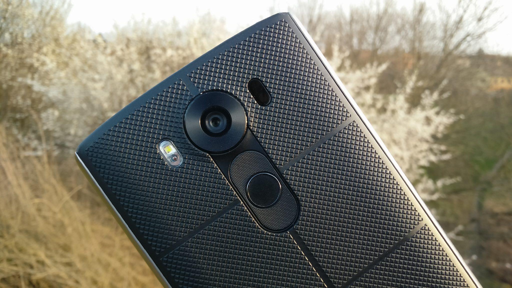 LG si pospíší s uvedením LG V11/V20