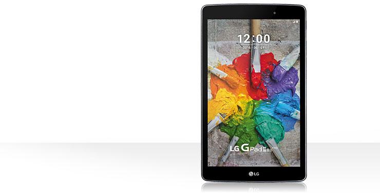 LG oficiálně představilo G Pad III 8.0