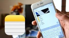 Chraňte své poznámky pomocí Touch ID (Tip)