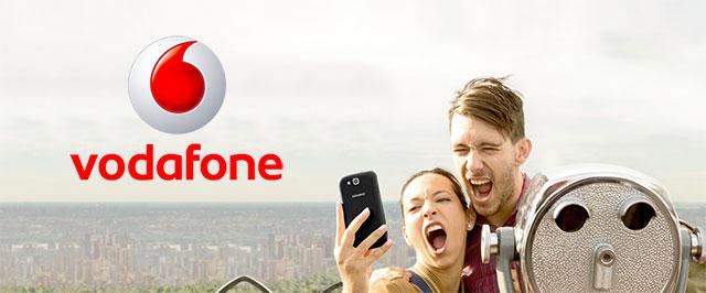 Vodafone razantně snižuje cenu dat v roamingu pro zónu 2